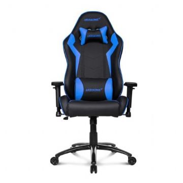 AKRacing Core Series SX Gaming Chair, Black & Blue